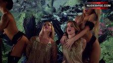 Adriana Sephora Topless in Lesbian Scene – Evil Bong: High 5