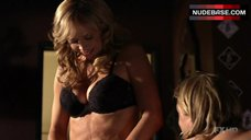 Sherrie Rose in Sexy Bra and Panties – Sons Of Anarchy