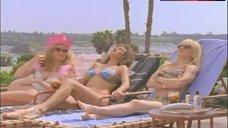 10. Michelle Bauer Bikini Scene – Heavy Petting Detective