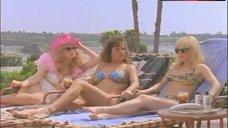 8. Michelle Bauer Bikini Scene – Heavy Petting Detective