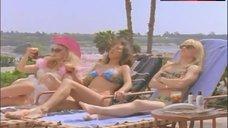 Michelle Bauer Bikini Scene – Heavy Petting Detective