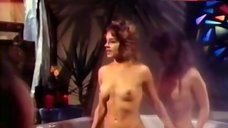 Michelle Bauer Nude and Wet – Roller Blade
