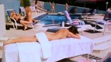 7. Griffin Drew Topless near Pool – Forbidden Games