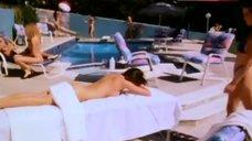 9. Griffin Drew Topless near Pool – Forbidden Games