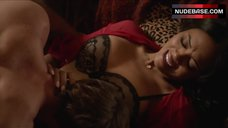 Sharon Leal Sexy in Lingerie – Addicted
