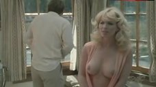 Peggy Trentini Flashes Tits and Pussy – Up The Creek