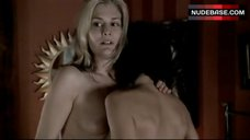 Thea Gill Shows Tits in Lesbian Scene – Queer As Folk