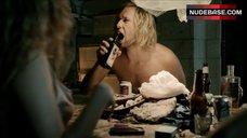 9. Gage Golightly Removes Her Bra – Exeter