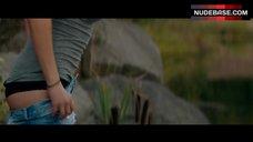 Gage Golightly Underwear Scene – Cabin Fever