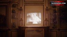 Emily Kinney Boobs Scene – The Knick