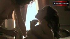 Rachel Shelley Shows Tits in Lesbian Scene – The L Word