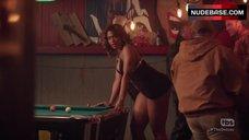 Kimrie Lewis-Davis Lingerie Scene – The Detour