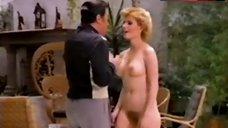 Angelica Chin Bare Tits, Butt and Bush – Buenas Y Con Movidas