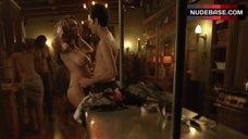 2. Jennifer Field Topless Scene – House Of Lies