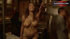 3. Jennifer Field Topless Scene – House Of Lies