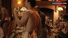 6. Jennifer Field Topless Scene – House Of Lies