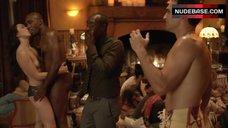 7. Jennifer Field Topless Scene – House Of Lies