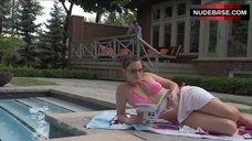 9. Candice Prentice Bikini Scene – Vanessa