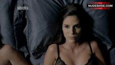 Michelle Batista Underwear Scene – O Negocio