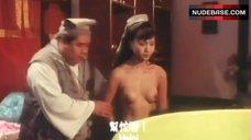 Suet-Ngan Ching Naked Breasts and Bush – Ancient Chinese Whorehouse