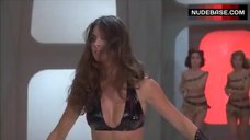 Caroline Munro in Black Bikini – Starcrash