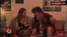 Cici Leah Campbell Hot in Lingerie – Check It Out!, With Dr. Steve Brule