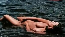Isabel Sarli Full Naked on Beach – Fuego
