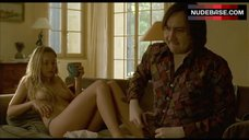 Ludivine Sagnier Breasts Scene – Swimming Pool