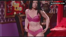 Laura Waddell in Hot Lingerie – The Love Witch