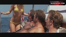 Cameron Richardson in Yellow Bikini – Open Water 2: Adrift