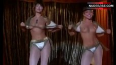 Christine Peake Shows Tits on Stage – Whoops Apocalypse