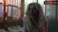 Olivia Mahood Lingerie Scene – Ash Vs Evil Dead