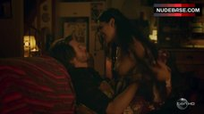 Leah Vandenberg Naked Boobs – The Wrong Girl
