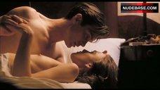 Keira Knightley Breasts Scene – The Edge Of Love