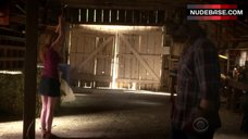 3. Courtney Halverson Lingerie Scene – Criminal Minds