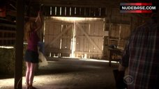 4. Courtney Halverson Lingerie Scene – Criminal Minds