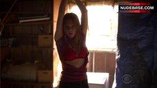 6. Courtney Halverson Lingerie Scene – Criminal Minds