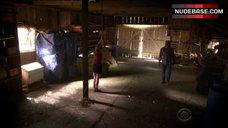 8. Courtney Halverson Lingerie Scene – Criminal Minds
