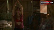Courtney Halverson Hot Scene – Criminal Minds
