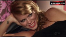 1. Billie Piper drawing on tits – Secret Diary Of A Call Girl