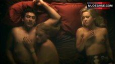 4. Billie Piper Topless Scene – Secret Diary Of A Call Girl