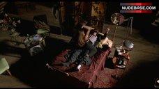 10. Lena Oin Naked Boobs – Romeo Is Bleeding