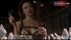 2. Lena Oin Naked Boobs – Romeo Is Bleeding