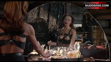 3. Lena Oin Naked Boobs – Romeo Is Bleeding