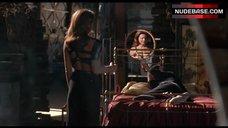 4. Lena Oin Naked Boobs – Romeo Is Bleeding