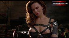 5. Lena Oin Naked Boobs – Romeo Is Bleeding