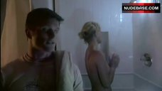 2. Tonya Cooley Boobs Scene in Shower – The Scorned