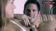 4. Tonya Cooley Boobs Scene in Shower – The Scorned