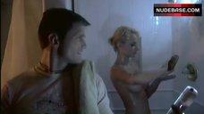 8. Tonya Cooley Boobs Scene in Shower – The Scorned