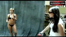 6. Tonya Cooley in Black Bikini – Soup Of The Day